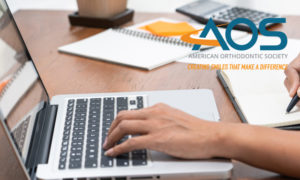AOS offers both online and in-person credits
