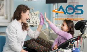 Pediatric dental practice production